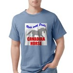 rwp-canadian-horse.tif Mens Comfort Colors Shirt