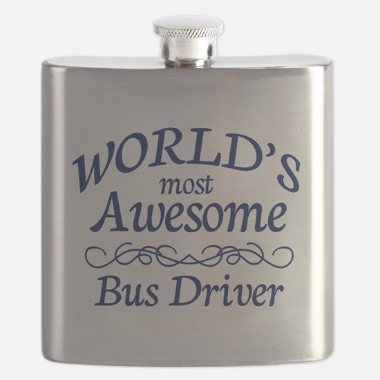 Bus Driver Flask