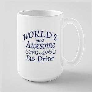 Bus Driver Large Mug