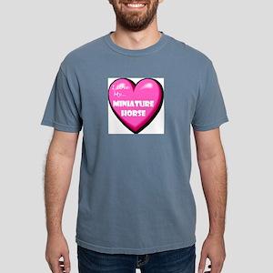 miniature-horse-FIN Mens Comfort Colors Shirt