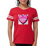 mountain-horse-FIN.tif Womens Football Shirt