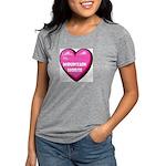 mountain-horse-FIN.tif Womens Tri-blend T-Shirt