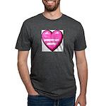 mountain-horse-FIN.tif Mens Tri-blend T-Shirt