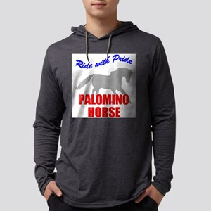 rwp-palomino-horse Mens Hooded Shirt