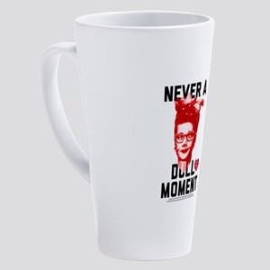 Lucy Never a Dull Moment 17 oz Latte Mug