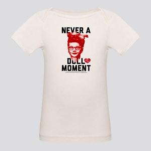 Lucy Never a Dull Moment Organic Baby T-Shirt