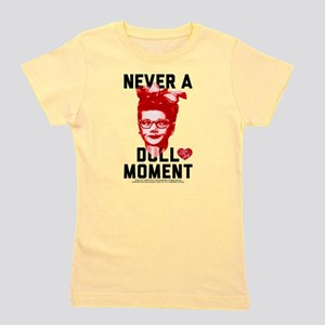 Lucy Never a Dull Moment Girl's Tee