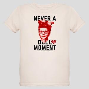 Lucy Never a Dull Moment Organic Kids T-Shirt
