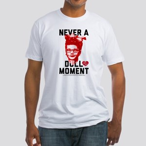 Lucy Never a Dull Moment Fitted T-Shirt