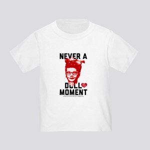 Lucy Never a Dull Moment Toddler T-Shirt