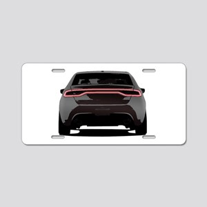 Dart Aluminum License Plate
