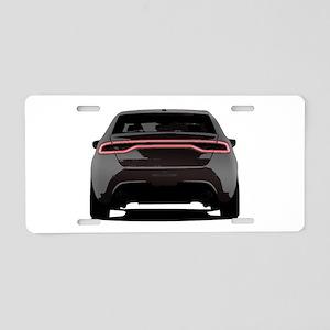 Dart Aluminum License Plate