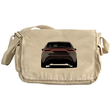Dart Messenger Bag