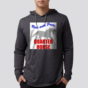rwp-quarter-horse Mens Hooded Shirt