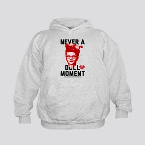 Lucy Never a Dull Moment Kids Hoodie