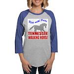 rwp-tennessee-walking-horse Womens Baseball Te
