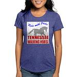 rwp-tennessee-walking-horse Womens Tri-blend T