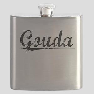 Gouda, Aged, Flask