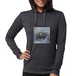 Chickadee Womens Hooded Shirt