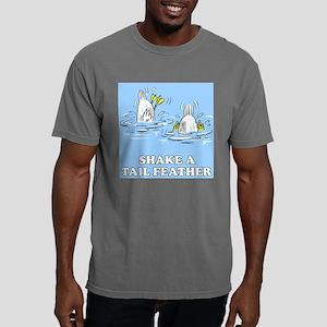 FIN-shake-tailfeather Mens Comfort Colors Shir