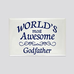 Godfather Rectangle Magnet