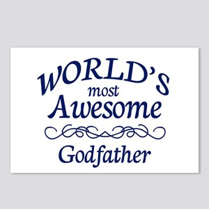 Godfather Postcards (Package of 8)