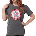FIN-hugging-hippo-christmas Womens Comfort Col