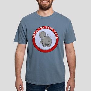 FIN-hippo-talk-tail-NEW Mens Comfort Colors Sh