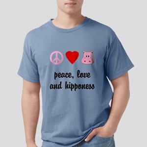 2-FIN-peace-love-hipponess-NEW Mens Comfort Co