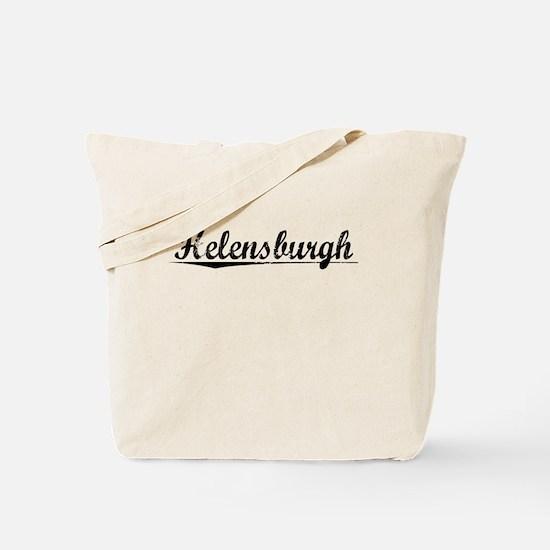 Helensburgh, Aged, Tote Bag