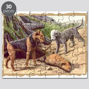 terriers-3 corrected crosshatch edge Puzzle