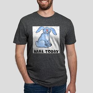 FIN-foo-foo-hare-today Mens Tri-blend T-Shirt