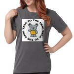 Funny Koala Womens Comfort Colors Shirt