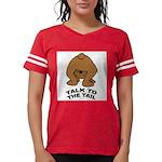 talk-tail-bear-2 Womens Football Shirt
