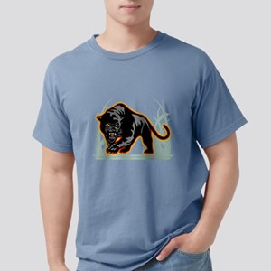 Black Panther Mens Comfort Colors Shirt