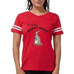 FIN-kangaroo-hoppy-hour Womens Football Shirt