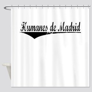Humanes de Madrid, Aged, Shower Curtain