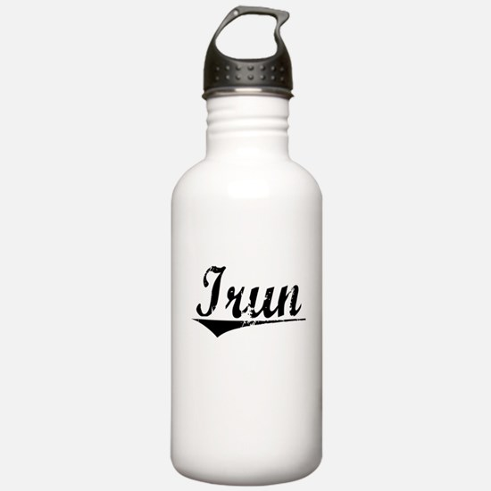 Irun, Aged, Water Bottle