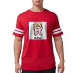 hi-pig Mens Football Shirt
