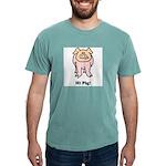 hi-pig Mens Comfort Colors Shirt