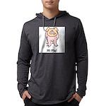 hi-pig Mens Hooded Shirt