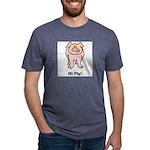 hi-pig Mens Tri-blend T-Shirt