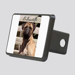 BullMastiff Rectangular Hitch Cover
