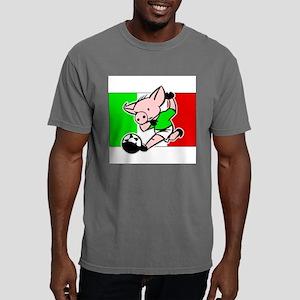 mexico-soccer-pig Mens Comfort Colors Shirt
