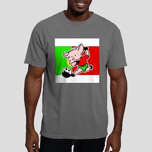 portugal-soccer-pig Mens Comfort Colors Shirt