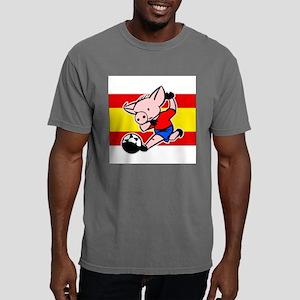 spain-soccer-pig Mens Comfort Colors Shirt