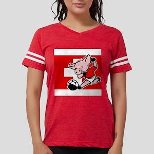 switzerland-soccer-pig Womens Football Shirt