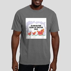 born-year-pig-1959 Mens Comfort Colors Shirt