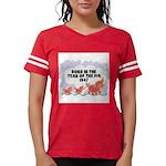 born-year-pig-1947 Womens Football Shirt