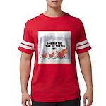 born-year-pig-1947 Mens Football Shirt
